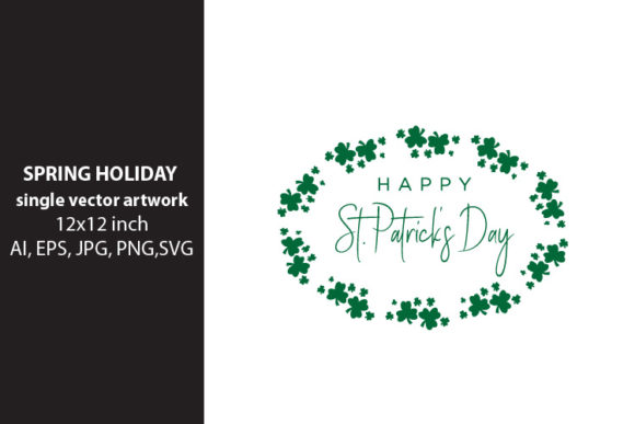 Spring Holiday Graphic