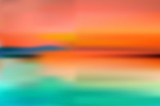 Summer Beach Background Before Dusk Graphic Backgrounds By hamdhan231196
