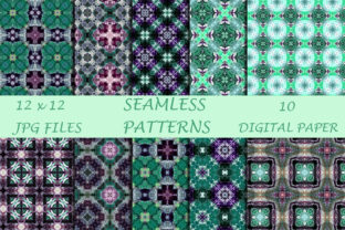 Agate Textures Digital Papers Graphic Patterns By SweetDesign