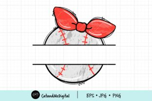 Baseball Mom Monogram PNG Clipart Graphic Illustrations By CatAndMe