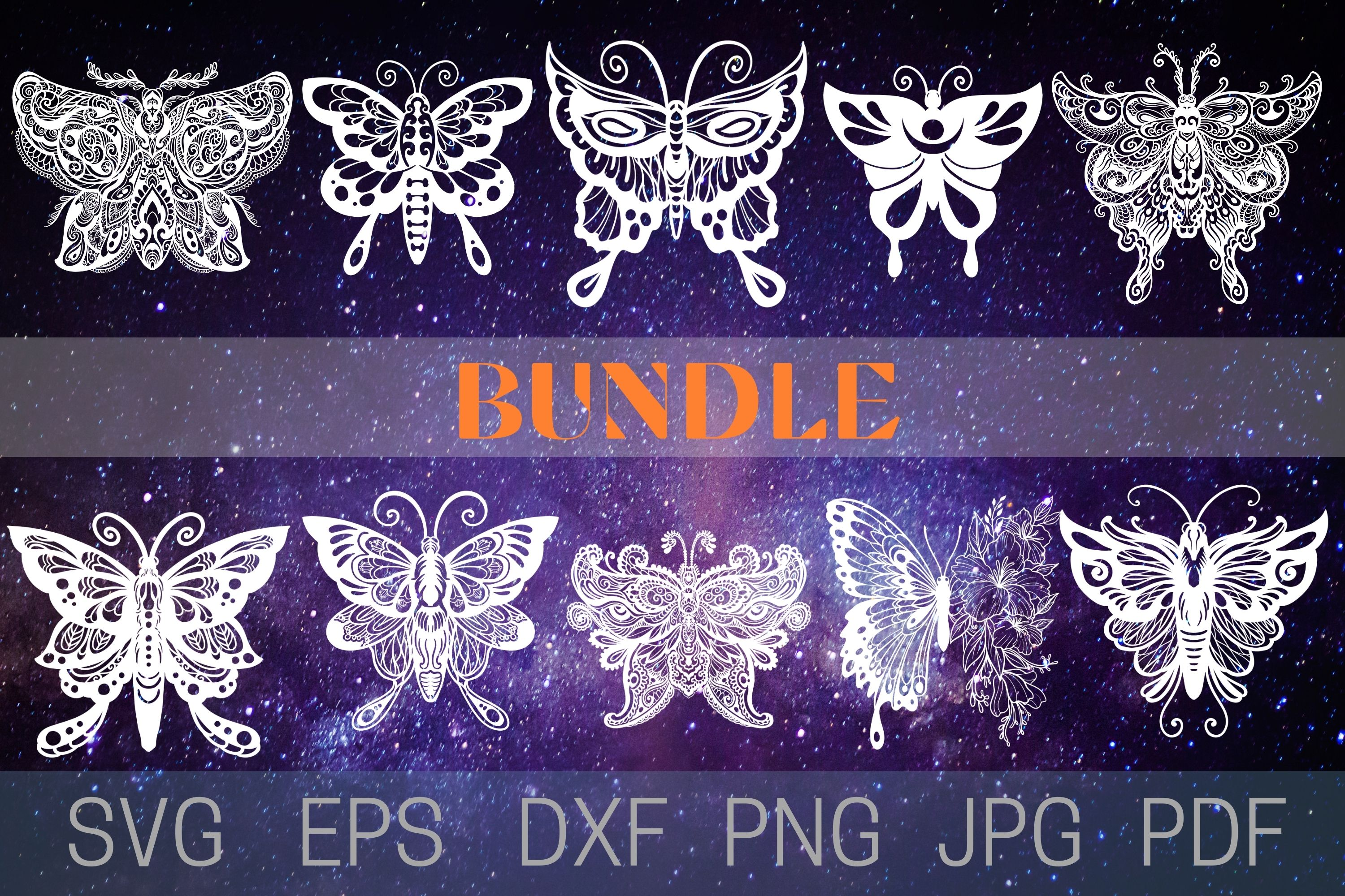 Butterfly for Cricut SVG File