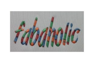 Fabaholic Fashion & Beauty Embroidery Design By Wingsical Whims Designs
