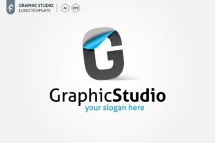 G Letter Logo Template Graphic Logos By ferart88