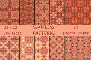 Granite Textures Digital Papers Grafik Muster von SweetDesign