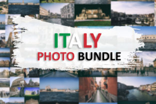 Italy Photo Bundle  By George Khelashvili