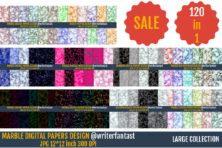 Marble Digital Papers, Marble Textures Graphic Textures By Writerfantast