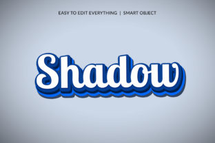 Shadow 3d Beautiful Stroke Text Effect Graphic Layer Styles By grgroup03