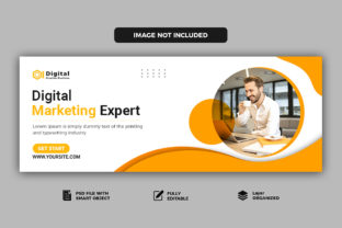 Social Media Facebook Cover Template Graphic Websites By vectstore