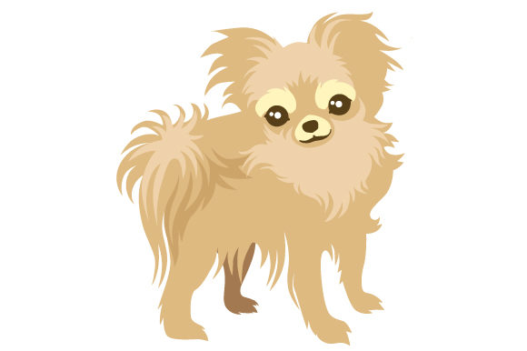 Long Haired Chihuahua Animals Craft Cut File By Creative Fabrica Crafts