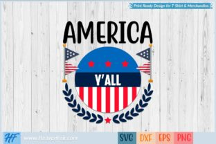 America Y'all Graphic Crafts By HeavenFair