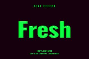 Fresh 3d Lemon Color Text Effect Graphic Layer Styles By grgroup03