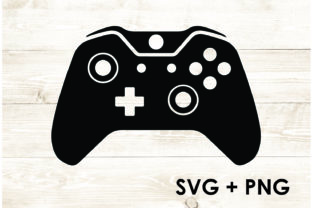 Print on Demand: Game Controller – Controller – Game Graphic Print Templates By Too Sweet Inc