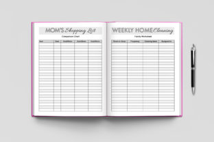Mom's Planner Template - 4