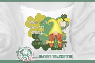 Sublimation | Irish Eyes Smiling Graphic Illustrations By QueenBrat Digital Designs