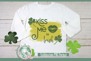 Sublimation | Kiss Me Graphic Illustrations By QueenBrat Digital Designs