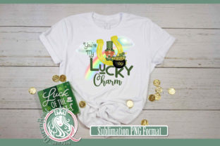 Sublimation | Lucky Horseshoe Graphic Illustrations By QueenBrat Digital Designs