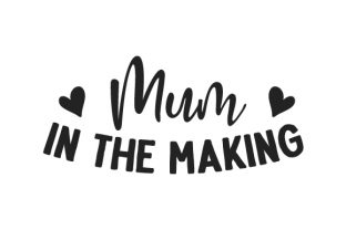 Mum in the Making Family Craft Cut File By Creative Fabrica Crafts