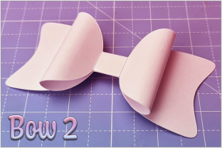 Print on Demand: Beautiful Bows Graphic 3D SVG By gentlemancrafter 3
