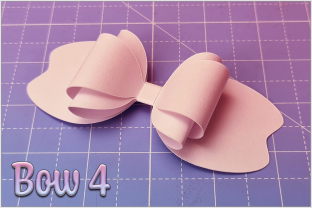Print on Demand: Beautiful Bows Graphic 3D SVG By gentlemancrafter 5