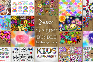 Print on Demand: Super Bundle  By Prawny