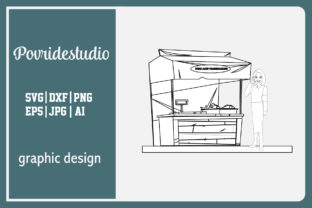 Flat Illustration Coloring Page Graphic Icons By povridestudio