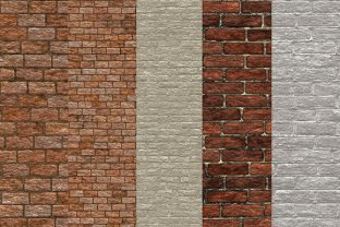 Brick Wall Textures Graphic Textures By dotstudio