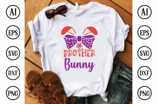 Brother Bunny Graphic Crafts By Printable Store