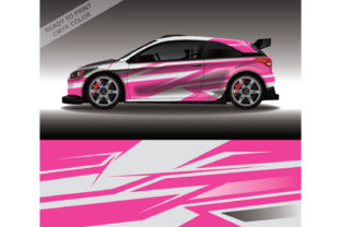 Wrap Car Decal Design Vector Livery Race Gráfico Plantillas para Impresión Por 21graphic
