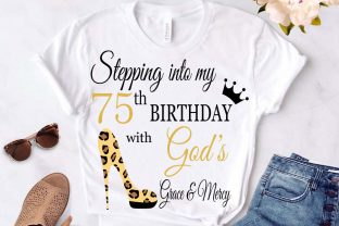 Print on Demand: Stepping into My Birthday with God S 75 Graphic Illustrations By Lillyrosy