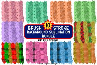 Print on Demand: Sublimation Background Bundle Graphic Backgrounds By SineDigitalDesign