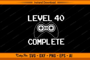 Level 40 Complete Graphic Print Templates By sketchbundle
