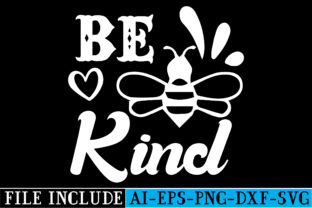 Be Kind Graphic Crafts By beautycrafts360