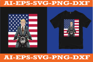 Donald Trump, T-shirt Design Graphic Print Templates By sujonrana788