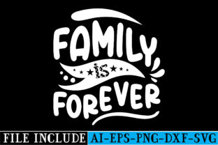 Family is Forever Graphic Crafts By beautycrafts360