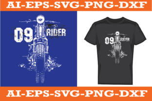 Motor T-shirt Design Graphic Print Templates By sujonrana788