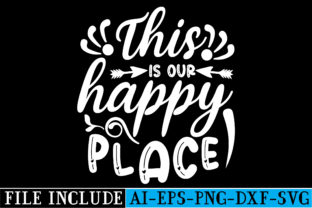 This is Our Happy Place Graphic Crafts By beautycrafts360