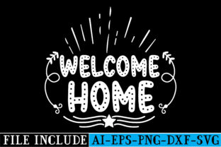 Welcome Home Graphic Crafts By beautycrafts360