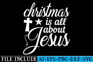 Christmas is All About Jesus Graphic Crafts By beautycrafts360