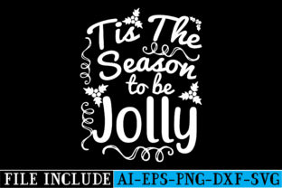 Tis the Season to Be Jolly Graphic Crafts By beautycrafts360