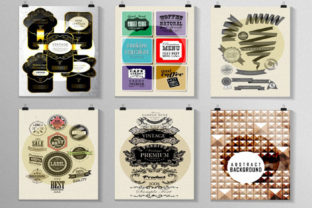 Awesome Poster Bundling Graphic Graphic Templates By NineteenWorks