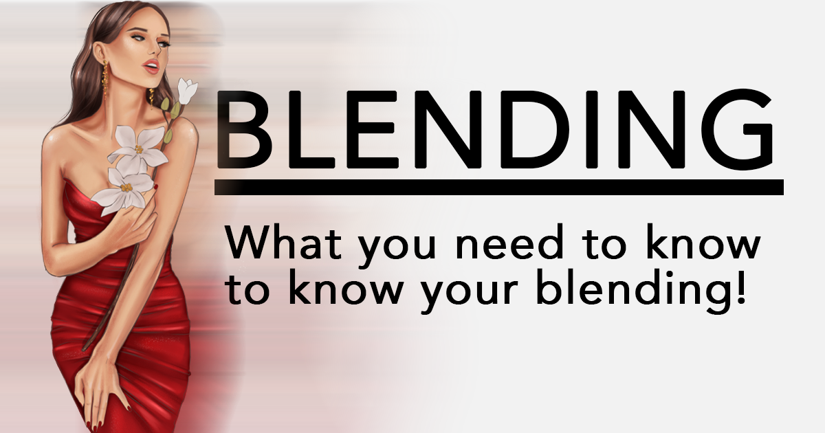 Blending Digital Paintings: What You Need to Know