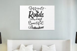 Difficult Roads Always Lead to Beautiful Graphic Illustrations By VectorEnvy 1