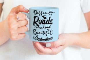 Difficult Roads Always Lead to Beautiful Graphic Illustrations By VectorEnvy 2