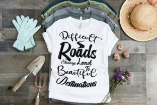Difficult Roads Always Lead to Beautiful Graphic Illustrations By VectorEnvy 3