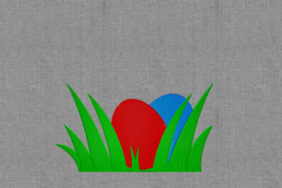 Easter Eggs Easter Embroidery Design By Digital Creations Art Studio
