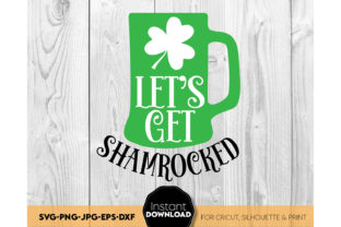 St Patricks Day Tee SVG Shirt Gift Graphic Crafts By March Design Studio