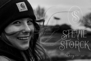 Print on Demand: Stories Serif Font By mdrdesigns99 12
