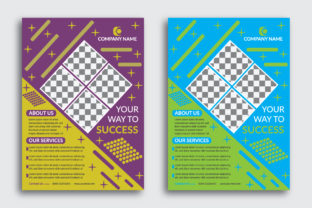 Flyer Design, Corporate Business Flyer Graphic Print Templates By Sonali Sathi