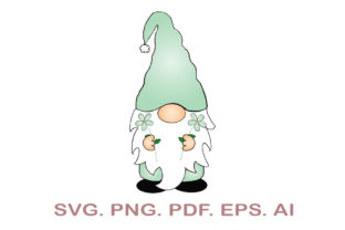 Gnome SVG, Spring Gnome SVG Graphic Crafts By NarCreativeDesign