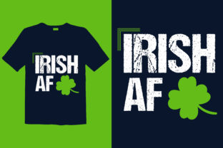 Print on Demand: St. Patrick's Day T-shirt Design 015 Graphic Print Templates By graphicdabir
